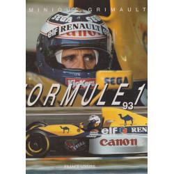 FORMULE 1 93 Librairie Automobile SPE 9782724275957