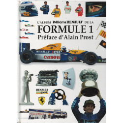 L'ALBUM WILLIAMS RENAULT DE LA FORMULE 1 Librairie Automobile SPE L'ALBUM WILLIAMS