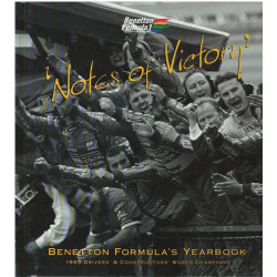 BENETTON FORMULA 1 - Notes of Victory