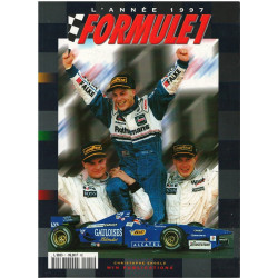 L'ANNEE FORMULE 1 1997 Librairie Automobile SPE ANNEE F1 97