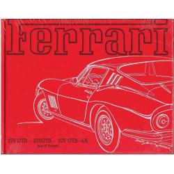 FERRARI 275 GTB - GTS - GTB - 4A Librairie Automobile SPE 275 GTB GTS GTB