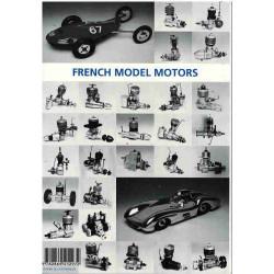 LES MOTEURS MODELES REDUITS FRANCAIS Librairie Automobile SPE 9782869412972