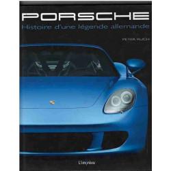 PORSCHE Histoire d'une légende allemande Librairie Automobile SPE 9791029507311