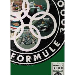 L'ANNEE FORMULE 3000 SAISON 1992 Librairie Automobile SPE 9782726885994