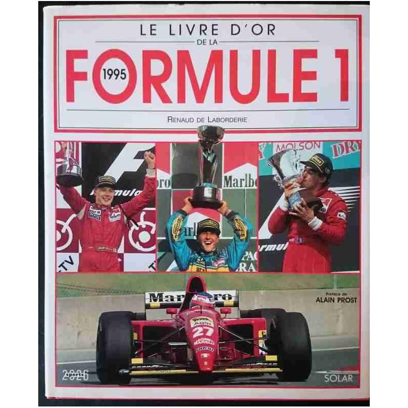 Livre dOr de la Formule 1 2015