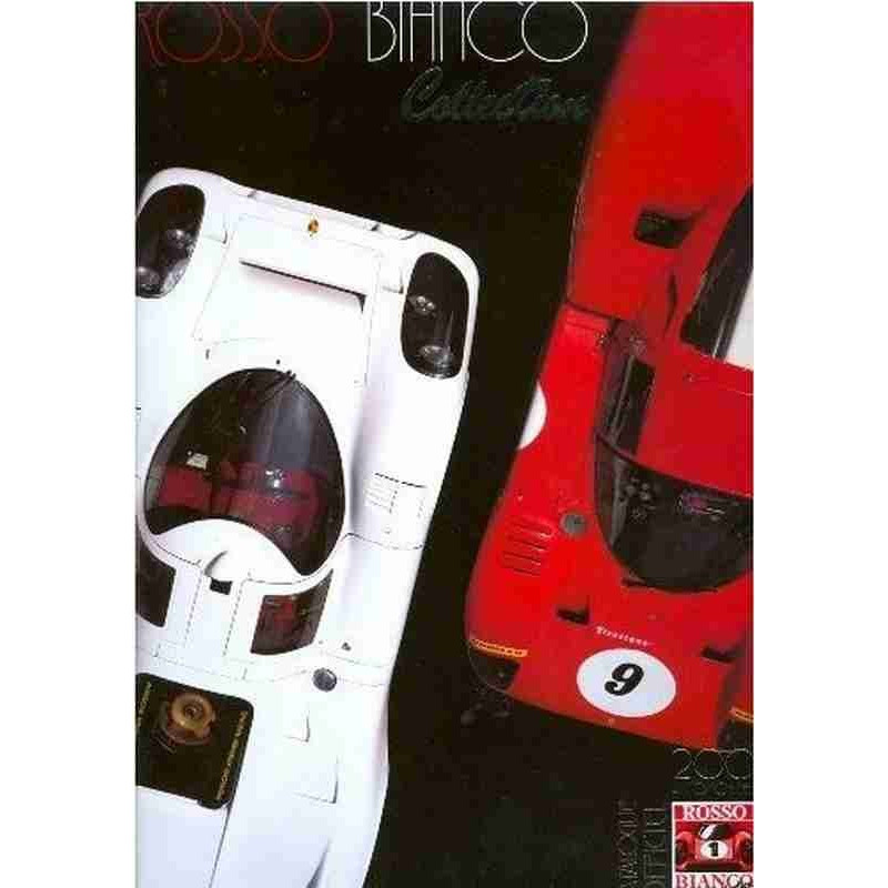 ROSSO BIANCO COLLECTION (version Française) Edition SPE Barthelemy Librairie Automobile SPE 9782950115874