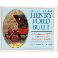 THE CARS THAT HENRY FORD BUILT Librairie Automobile SPE 9780915038084