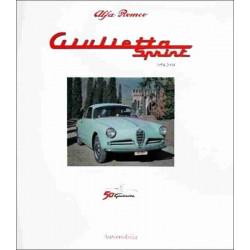 ALFA ROMEO GIULIETTA SPRINT 1954-2004 Librairie Automobile SPE 9788879601719