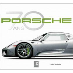 PORSCHE 70 ANS Librairie Automobile SPE 9791028302443