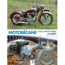 MOTOBÉCANE CYCLES ET MOTOS DE FRANCE / Patrick Barrabès / Edition ETAI-9791028302542