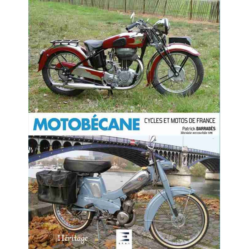 MOTOBÉCANE CYCLES ET MOTOS DE FRANCE