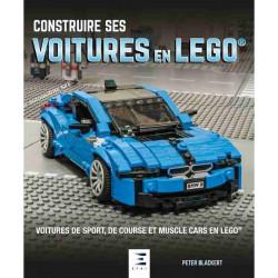CONSTRUIRE SES VOITURES EN LEGO Librairie Automobile SPE 9791028302467