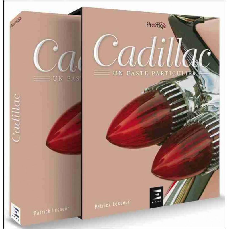 CADILLAC UN FASTE PARTICULIER (COFFRET) Librairie Automobile SPE 027090