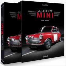 LA LÉGENDE MINI (COFFRET) Librairie Automobile SPE 9791028300708