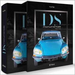 CITROEN DS MONUMENTALE (COFFRET) Librairie Automobile SPE 9791028300630