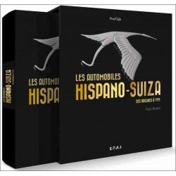 HISPANO-SUIZA DES ORIGINES À 1949 (COFFRET) de Paul Badré Librairie Automobile SPE 9791028300623