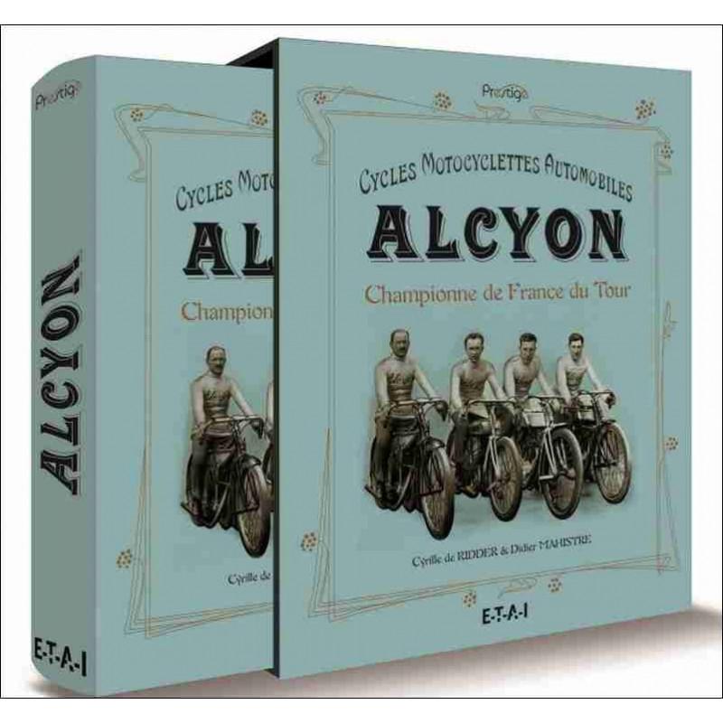CYCLES MOTOCYCLETTES AUTOMOBILES ALCYON (COFFRET) Librairie Automobile SPE 9791028300968
