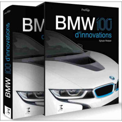 BMW 100 ANS D'INNOVATIONS (COFFRET) Librairie Automobile SPE 9791028301026