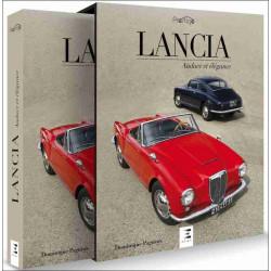 LANCIA AUDACE ET ÉLÉGANCE (COFFRET) Librairie Automobile SPE 9791028301309