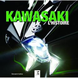 KAWASAKI L'HISTOIRE Librairie Automobile SPE 9791028302573