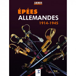EPEES ALLEMANDES 1914-1945 Librairie Automobile SPE 9791028302597