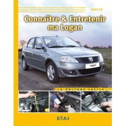 CONNAITRE ET ENTRETENIR MA DACIA LOGAN Librairie Automobile SPE 9782726889053