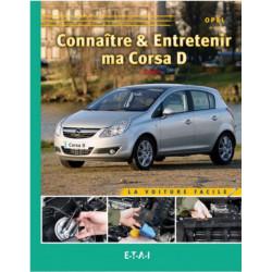 CONNAÎTRE ET ENTRETENIR MA CORSA DIESEL Librairie Automobile SPE 9782726889084