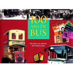 100 ANS DE BUS Librairie Automobile SPE 9782915347401