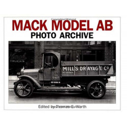 MACK MODEL AB - PHOTO ARCHIVE Librairie Automobile SPE 9781882256181