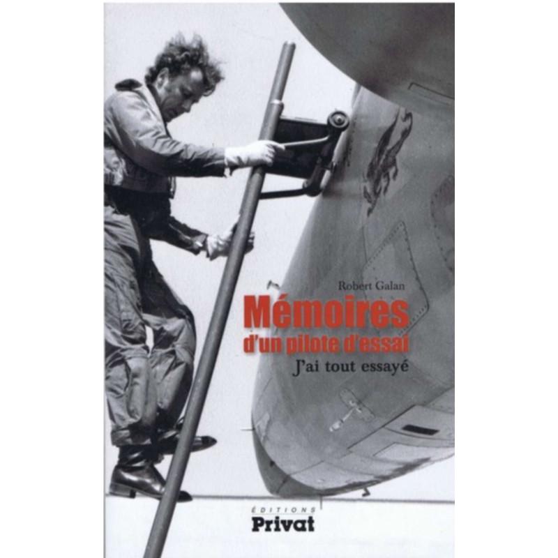 MÉMOIRES D'UN PILOTE D'ESSAI Librairie Automobile SPE 9782708958913
