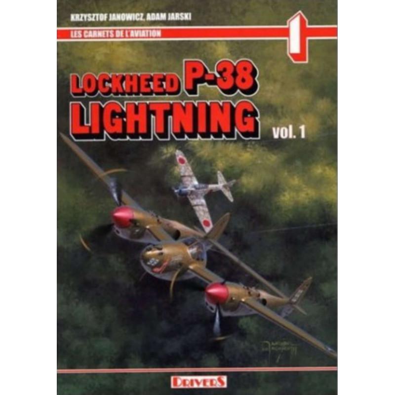 Lockheed P38 lightning Librairie Automobile SPE P38