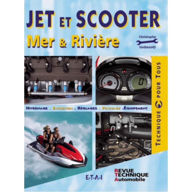 JET ET SCOOTER / CHRISTOPHE HARMAND / EDITIONS ETAI Librairie Automobile SPE 9782726888780
