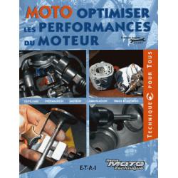 MOTO OPTIMISER LES PERFORMANCES DU MOTEUR Librairie Automobile SPE 9782726895658