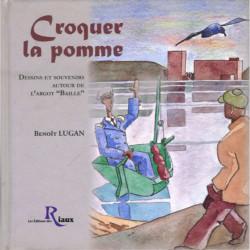 CROQUER LA POMME - DESSINS ET SOUVENIRS Librairie Automobile SPE 9782849010266