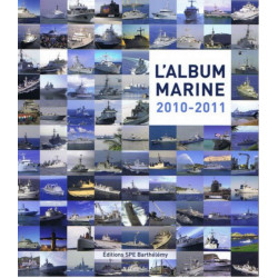 L 'album marine 2010-2011 / Maëlle HILIQUIN Edition SPE Barthelemy 9782912838490