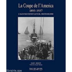 LA COUPE DE L'AMERICA 1893-1937 Librairie Automobile SPE 9782858683048