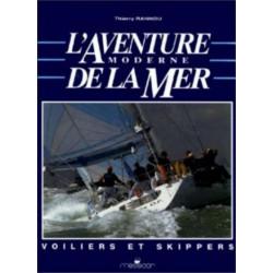 L'AVENTURE MODERNE DE LA MER - VOILIERS ET SKIPPERS Librairie Automobile SPE 9782209064298