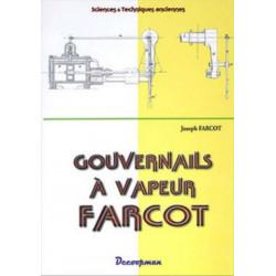GOUVERNAILS A VAPEUR FARCOT Librairie Automobile SPE 9782917254493