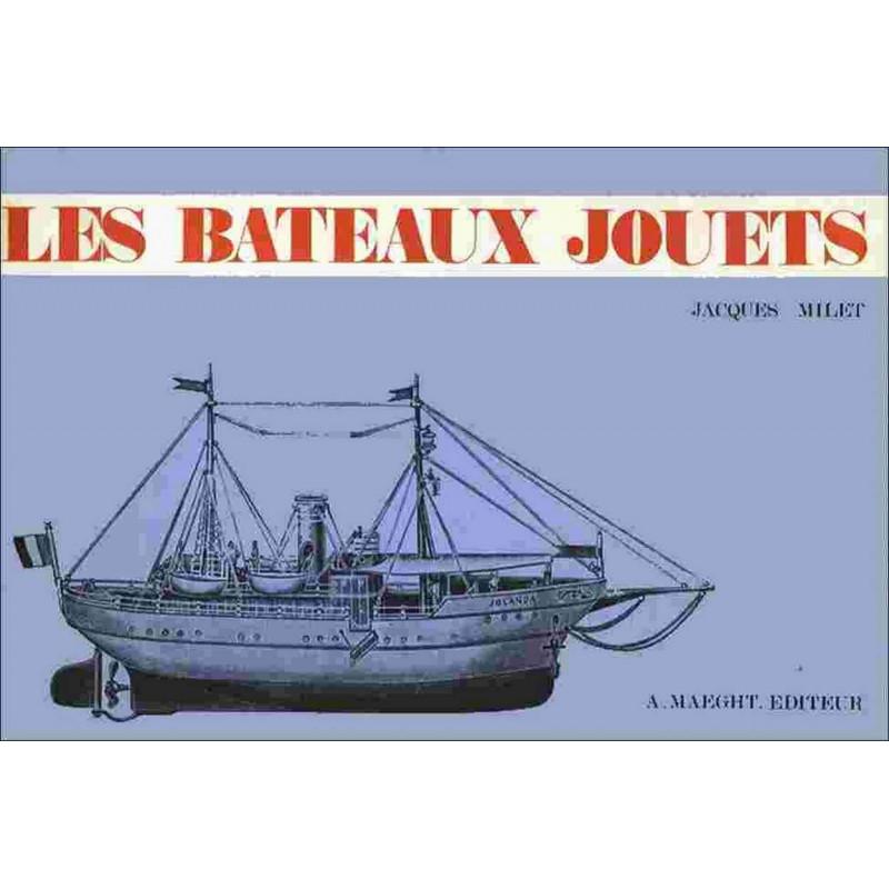 Les bateaux jouets Librairie Automobile SPE Jacques MILLET