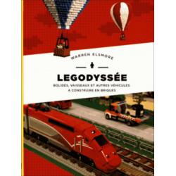 LEGO - Legodyssée - Bolides, vaisseaux et autres véhicules à construire en briques Librairie Automobile SPE 9782364804098