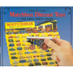 MATCHBOX DIECAST TOYS - THE FIRST FORTY YEARS Librairie Automobile SPE 9780951088517