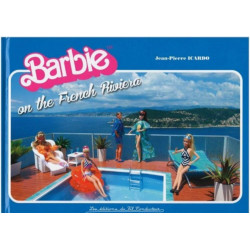 Barbie on the French Riviera Librairie Automobile SPE 9791090084117