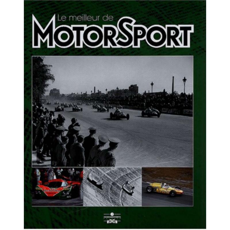 Le meilleur de MotorSport Librairie Automobile SPE 9782940125807