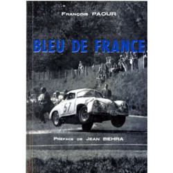 BLEU DE FRANCE Librairie Automobile SPE P143