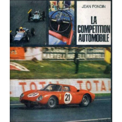 LA COMPÉTITION AUTOMOBILE JEAN FONDIN Librairie Automobile SPE comptauto