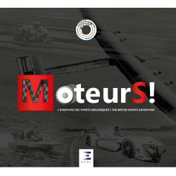 MOTEURS ! CATALOGUE DU MUSEE NATIONAL DU SPORT Librairie Automobile SPE 9791028302368