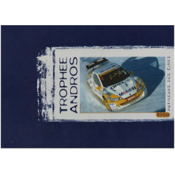TROPHEE ANDROS 1998 - Patineurs des cimes Librairie Automobile SPE ANDROS 1998
