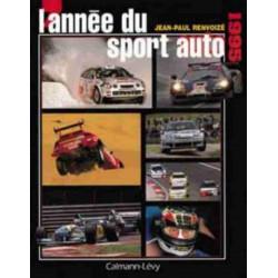 L'ANNÉE DU SPORT AUTO 1995 Librairie Automobile SPE 9782702124819