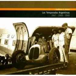 Las Temporadas Argentinas 1947-1948-1949 Librairie Automobile SPE 9789870538158