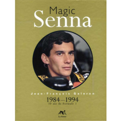 MAGIC SENNA 1984 / 1994 -...